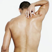 Shoulder Pain - and not in a good way.